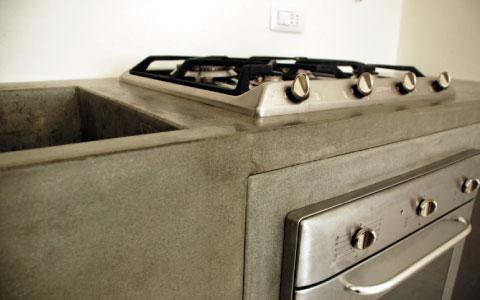 Cucine - Santarini cemento