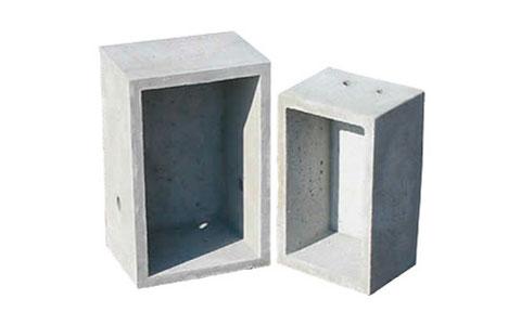 Casette per contatori luce e gas - Santarini cemento