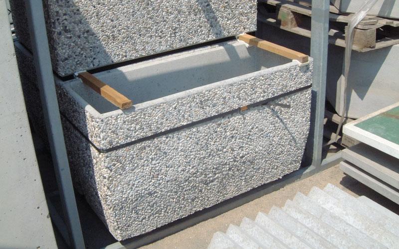 Fioriere cemento