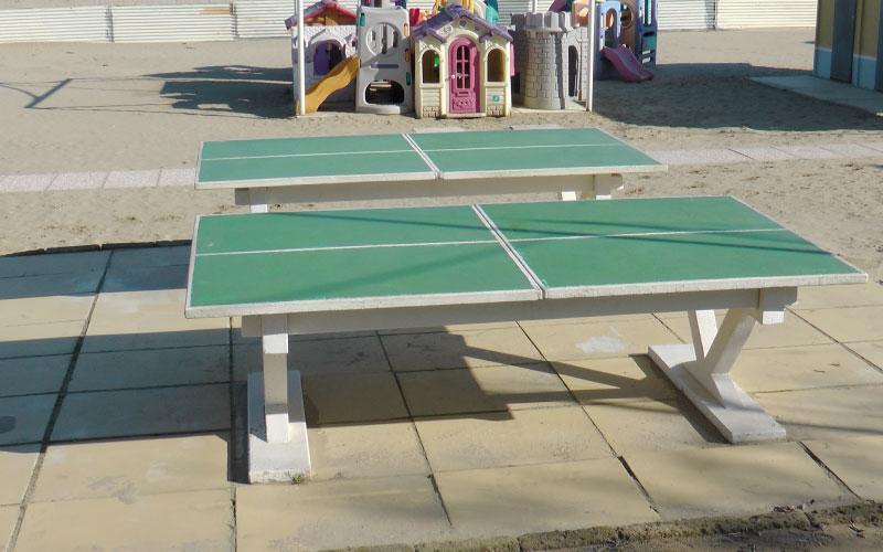 Tavoli-ping-pong