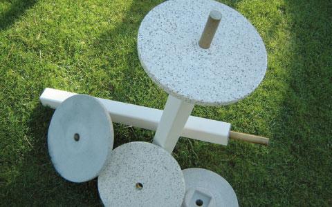 Tavolini e tavoli - Santarini