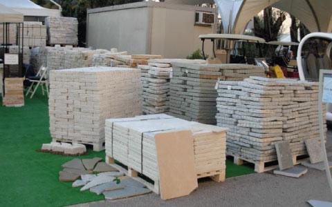 Sassi e pietre - Santarini cemento